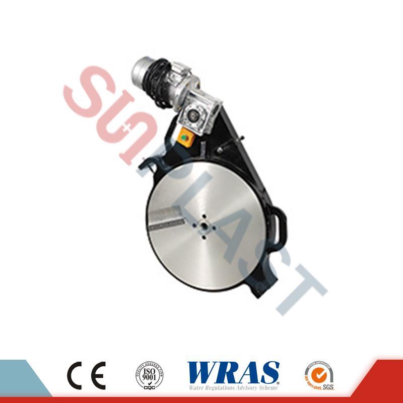 160-315mm-ko Butt Fusion Hidraulikoa soldatzeko makina HDPE kanalerako