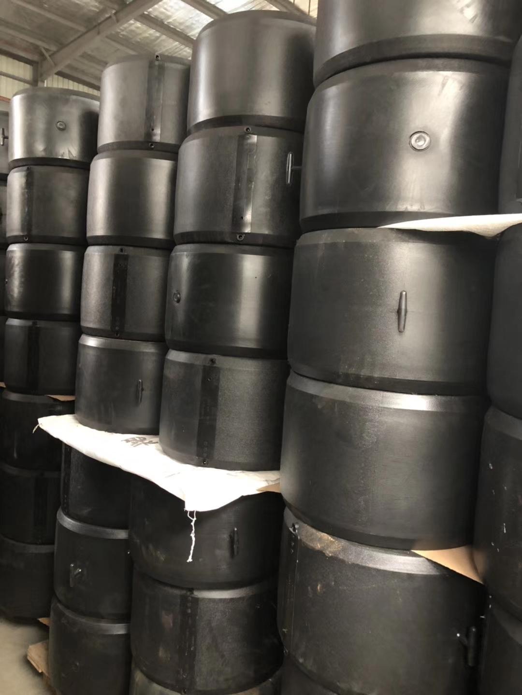 Kalitate handiko HDPE kanalizazio elektrofusioko burdineria