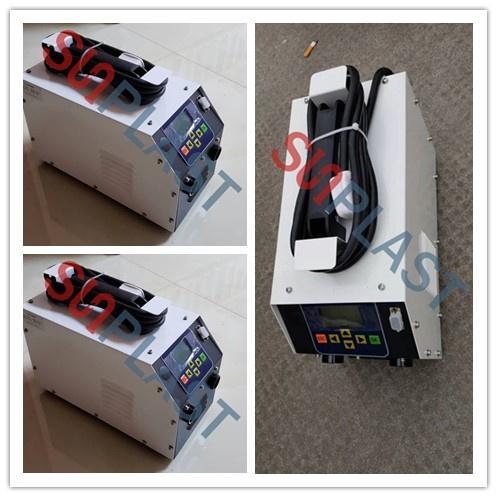 HDPE kanalak elektrofusioa soldatzeko makina